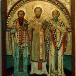 30 Ιανουαρίου εορτή των Τριών Ιεραρχών!