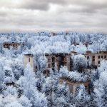 Μοναδικές φωτογραφίες από το σημερινό Τσερνόμπιλ