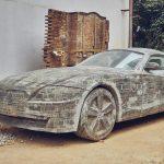 Ένας καλλιτέχνης… χτίζει μια BMW Z4
