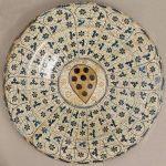 Plate, Medieval Art.