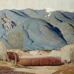 Victor Higgins – (American, 1884 – 1949)