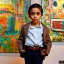 Σε ηλικία 7 ετών, ο Γερμανός «μικρός Πικάσο» προκαλεί αναταραχή στον κόσμο της τέχνης