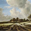 Jacob van Ruisdael - Wheat Fields