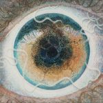 An Artist Discovered a Parasitic Worm in His Eye, Which He Said 'Guided' His Work