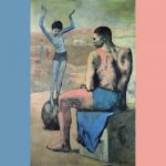 Picasso - Blue and Rose