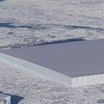 NASA : Αυτό είναι το τέλειο γεωμετρικό παγόβουνο