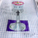 Παιδιά της Εκκλησίας της Αλβανίας ζωγράφισαν για τον κορωνοϊό
