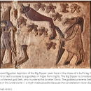 Ancient Egyptian temple reveals previously unknown star constellations