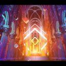 31 décembre 2020 - Concert de Jean-Michel Jarre dans Notre-Dame virtuelle